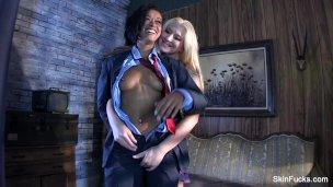 Fantasia Sexual Lesbica Con Disfras de Dr. Who